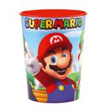 "Gobelets en plastique ""Super Mario"" 473 ml"
