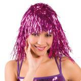 """Perruque """"Cheveux d'ange"""" - rose vif"""