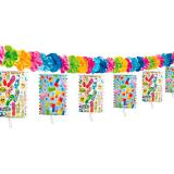 "Guirlande de lampions ""Summer Party"" 360 cm"