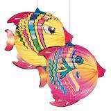 Lanterne Poissons-ballon 32 cm