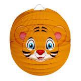 "Lanterne ""Petit tigre"" 23 cm"