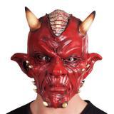 "Masque en latex ""Diable de Luxe"""