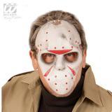 """Masque en latex """"Horror-Hockey"""""""