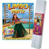 Set Limbo en bambou avec CD