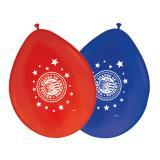 "8 ballons de baudruche ""American Style"""
