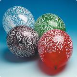"Ballons de baudruche ""Happy Birthday"" 5 pcs"