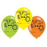 """6 ballons de baudruche """"Adorables animaux de la jungle"""""""