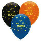 """6 Ballons """"Fête de l´univers"""""""