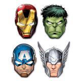 """6 masques """"Avengers"""""""