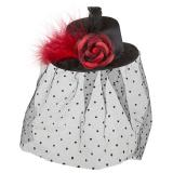 "Mini chapeau ""Burlesque"""
