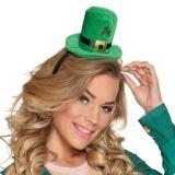"Mini chapeau ""St. Patrick's Day"" avec serre-tête"