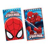"12 mini-blocs ""Spider-Man Party"""