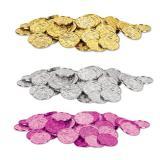 100 pièces d'or/argent