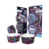 "Caissettes à muffin et à cupcake ""Monster High"" 50 pcs"