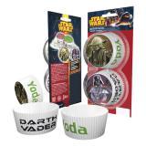 """Caissettes à muffin et à cupcake """"Star Wars"""" 50 pcs"""