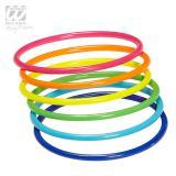 Bracelets fluos 18 pcs.