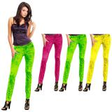 Leggings fluo