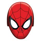 "8 masques en carton ""Spider-Man Party"""
