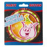 "Macaron 3D ""Party Animal"" 11 cm"