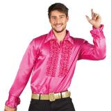 "Chemise avec volants ""Rose"""