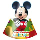 "6 chapeaux pointus ""Le club de Mickey Mouse"""