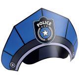"""8 chapeaux de fête """"Course poursuite de police"""""""
