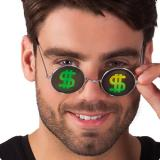 """Lunettes de soleil """"Dollars à Las Vegas"""""""