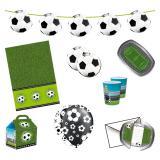 """Kit spécial fête """"Football"""" 58 pcs"""