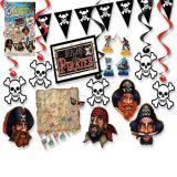 "Kit spécial fête ""Pirate"" 16 pcs"