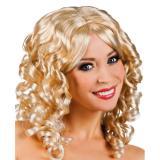 Perruque bouclée Isabelle - blond