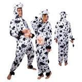 Costume en peluche Vache