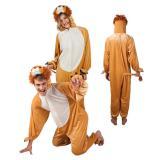 Costume en peluche Lion