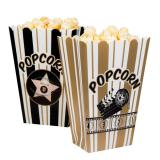 "Sachets de Pop-corn ""Hollywood"" 4 pcs"