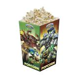 "4 boîtes pop-corn ""Skylanders Giants"""