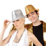 """Chapeau """"Popstar"""" avec paillettes"""