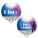 "Déco de salle ""Disco Night"" 36 cm"