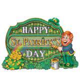 """Déco de salle """"Happy St. Patrick's Day"""" 42 cm"""