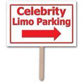 """Déco de salle """"Panneau 3D Parking pour limousines"""""""