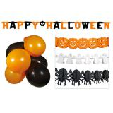 "Kit de décoration ""Halloween"" 14 pcs."