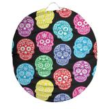 """Lanterne ronde """"Day of the Dead"""" 22 cm"""
