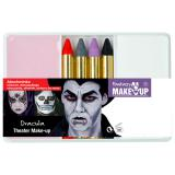"Set de maquillage ""Vampire Dracula"" 6 pcs"