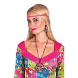 """Ensemble d'accessoires """"Hippie-Style"""" 3 pcs."""