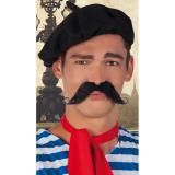 """Moustache """"Français"""" 16 cm"""