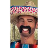 """Moustache """"Mexicain"""" 12 cm"""