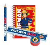 """Kit de papeterie """"Sam, le pompier courageux"""" 20 pcs."""