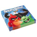 "20 serviettes ""Angry Birds - Le film"""