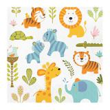 "16 Serviettes ""Baby Wild Jungle Party"""