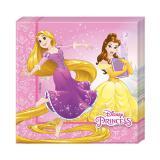 """20 Serviettes """"Disney - Jolies princesses"""""""