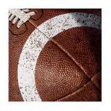 """18 serviettes """"Fou de football américain"""""""