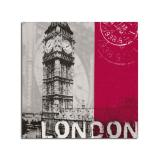 """20 serviettes """"Londres"""""""